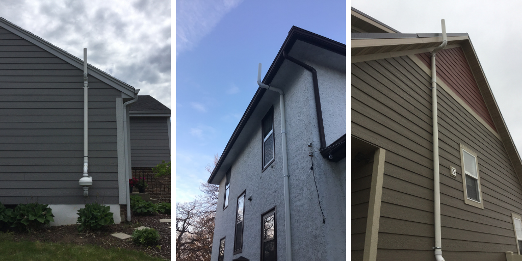 Exterior Radon mitigation